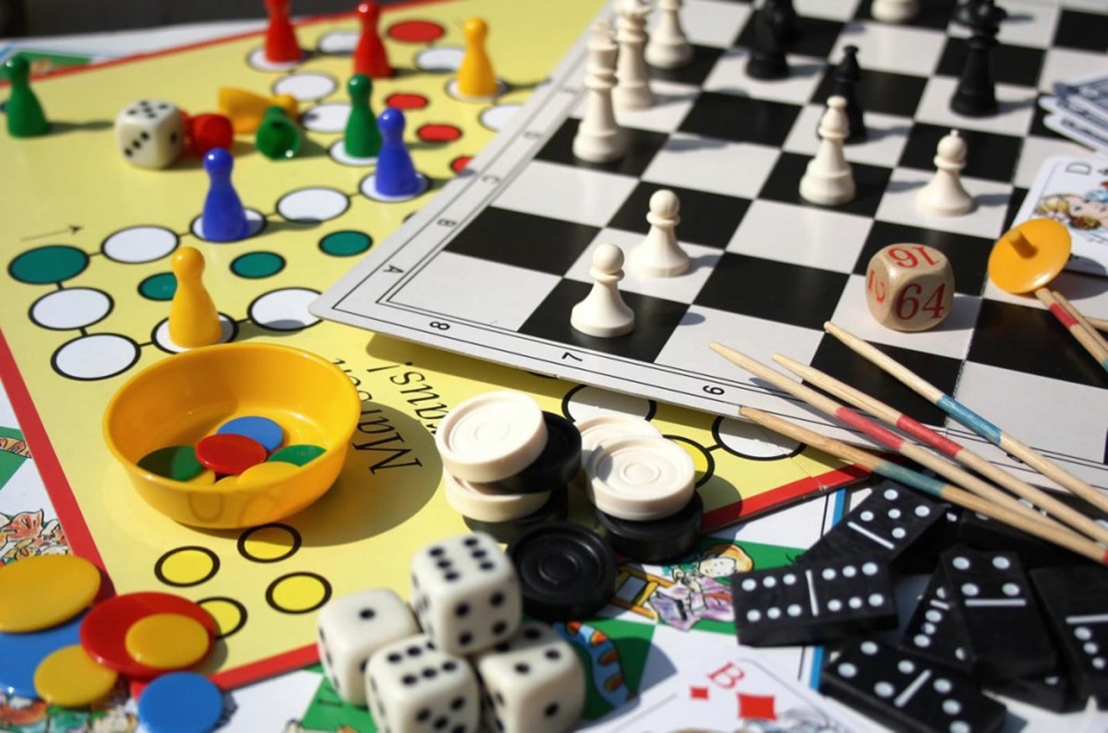 Jeux de société (4)