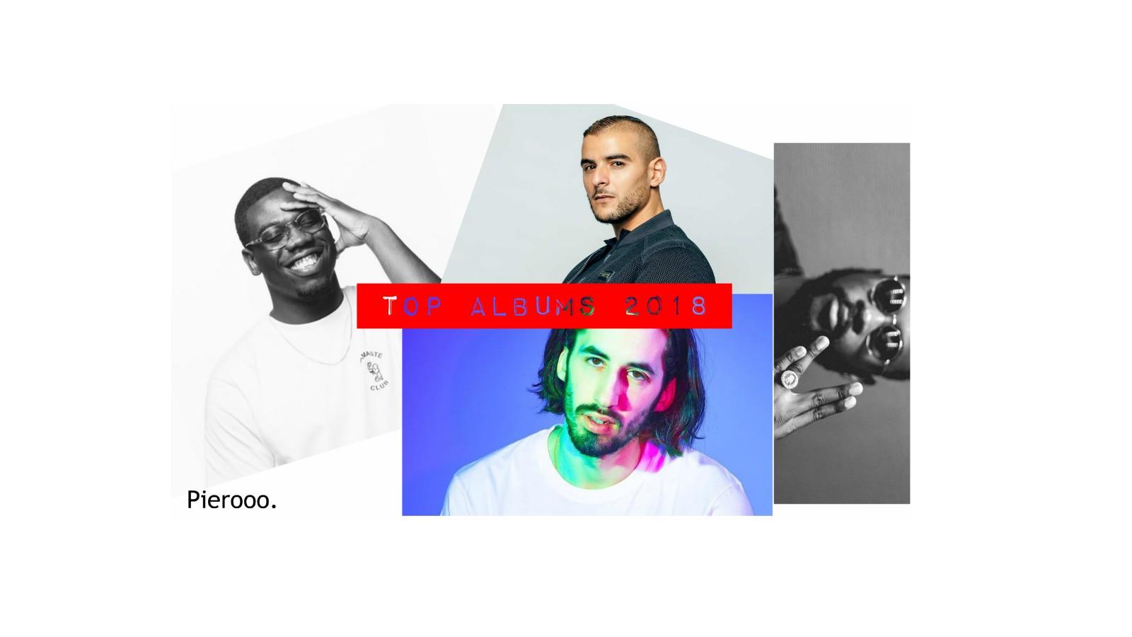 Rap fr : Mon top albums de 2018