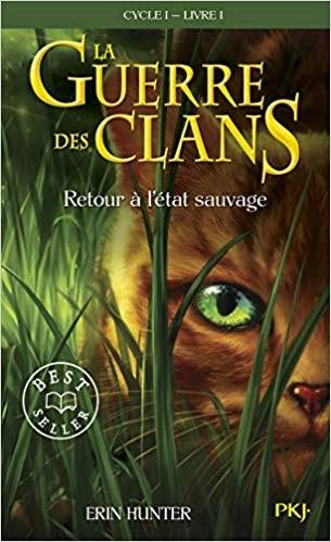 Connais-tu bien le tome 1 du cycle 1 de 'La Guerre des clans' ?