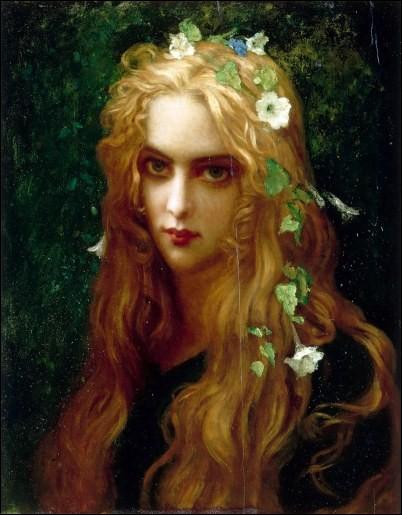 """Le peintre, auteur de ce tableau """"Ophelia"""" en 1876, de nombreux portraits et paysages proches du symbolisme, c'est ..."""