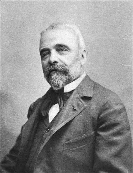 """Cet historien du XIXe siècle, auteur de nombreux manuels scolaires, chantre du """"roman national"""", c'est ..."""