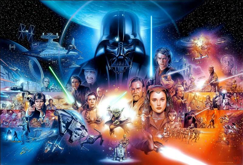 """Au cinéma, qui a créé l'univers """"Star Wars"""" ?"""