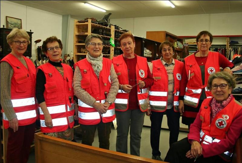 En quelle année la Croix-Rouge a-t-elle été fondée ?