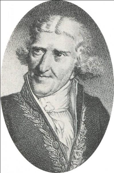Cet homme a fait beaucoup pour la France (je sais, on dit la même chose du maire de Bordeaux...) était véritablement une bonne pomme. Prénom : Antoine. Qui est-ce ?