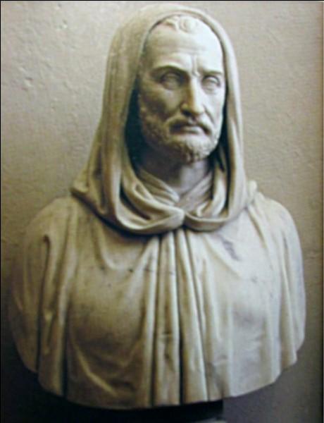 Son nom est devenu métonymique : il est l'inventeur du premier dictionnaire latin, puis multilingue (vers 1500). Qui est-ce ?
