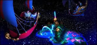 """À combien peut-on embarquer dans l'attraction """"Peter Pan's Flight"""" ?"""