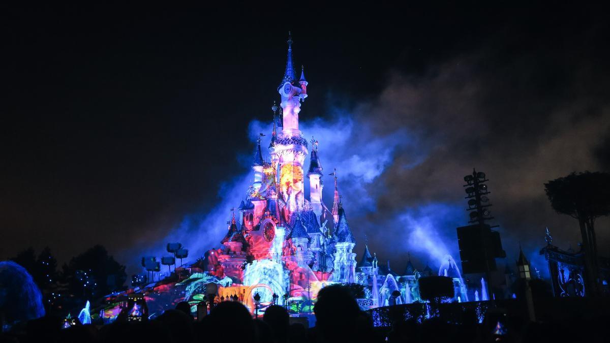 Les attractions de Disneyland Paris