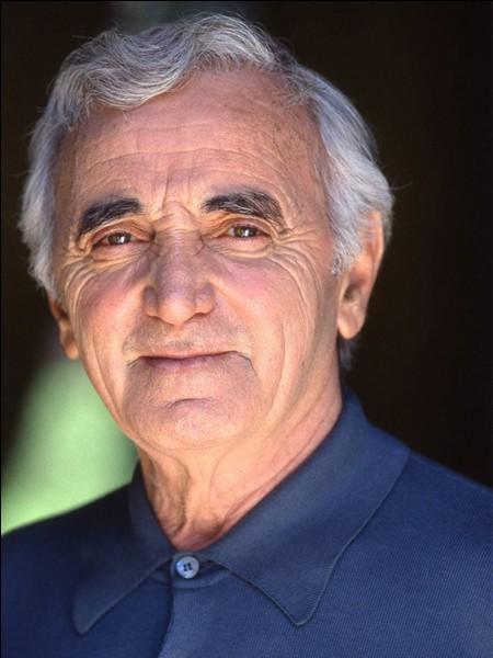 """""""Yiddish Connection"""" est un long-métrage interprété par Charles Aznavour."""