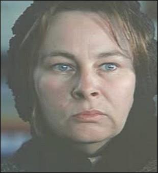 Elle n'a pas un grand rôle, mais comme c'est une actrice connue, dites qui est le personnage interprété par Yolande Moreau ?