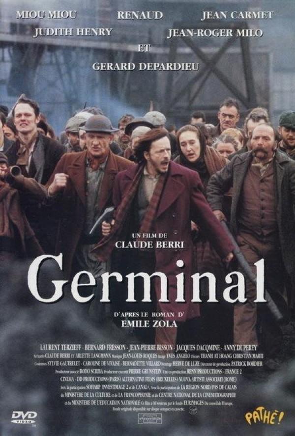 Personnages du film ''Germinal''