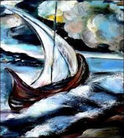 Poésie - A la fin de l'été 1871, alors qu'il n'est âgé que de 17 ans, quel poète a écrit ''Le Bateau ivre'', un poème où il raconte l'histoire, à la première personne, d'un navire sans maître, chahuté par les flots ?