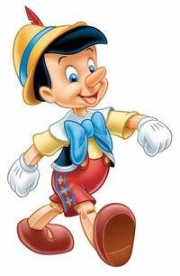 Quiz sur le dessin animé 'Pinocchio'