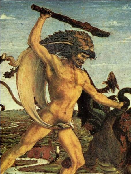 Quel est le nom romain de ce fils de Zeus vraiment célèbre, et qui devint un dieu à sa mort ?