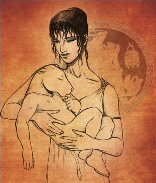 C'est un fils de Zeus qui fut le roi de Crète et le mari de Pasiphaé (qui donna naissance au Minotaure).