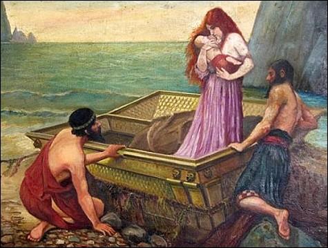 Sous quelle forme Zeus séduisit-il Danaé, la mère de Persée ?