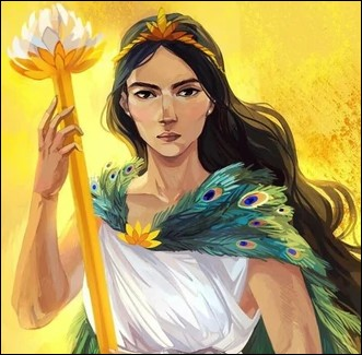 Quel(s) fils Zeus eut-il avec Héra, sa femme ?