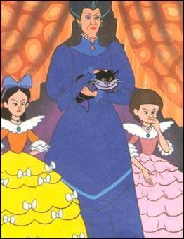 (Le sortilège de Cendrillon) Comment s'appelle la seconde demi-soeur de Cendrillon, sachant qu'Anastasie est la première ?