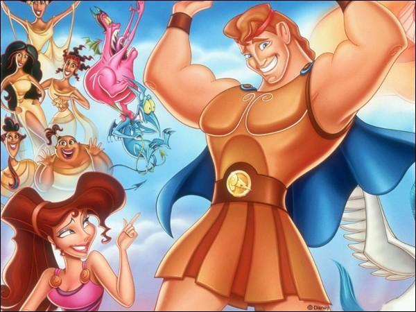 (Hercule) Qui est le père d'Hercule ?