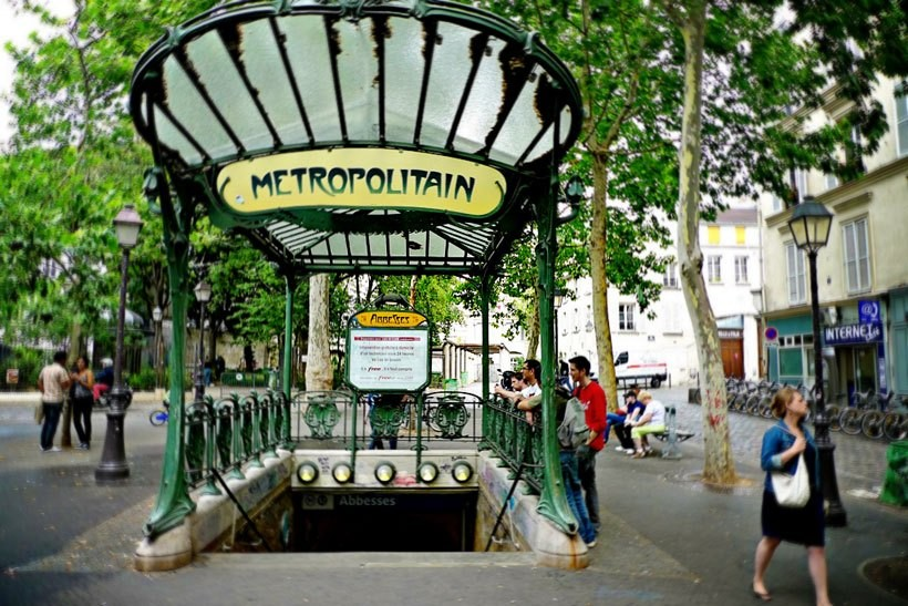 Métro parisien (5)