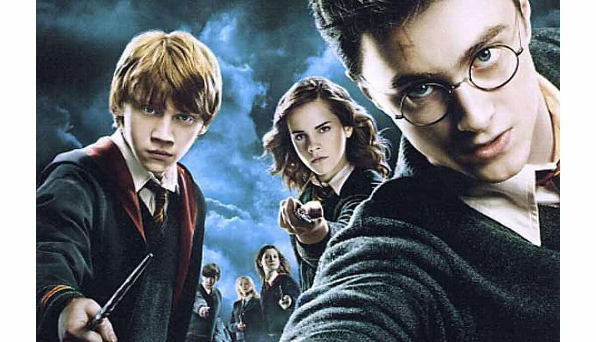 Quel personnage de ''Harry Potter'' es-tu ?