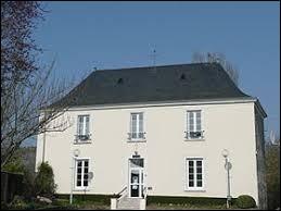 Ancienne commune des Pays-de-la-Loire, Le Tremblay se situe dans le département ...