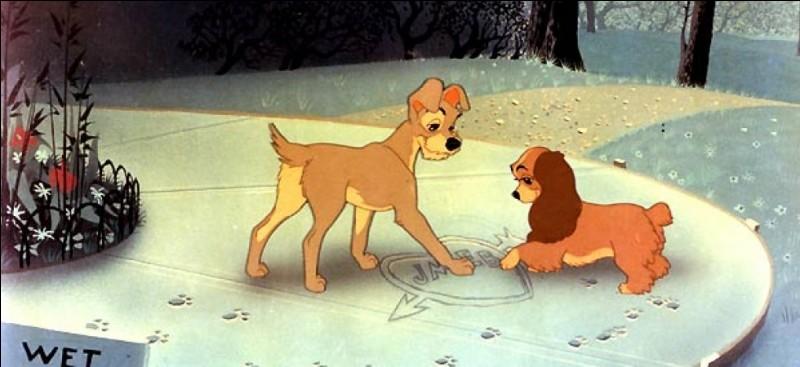 """Dans """"La Belle et le Clochard"""", quel plat les deux chiens mangent-ils ?"""