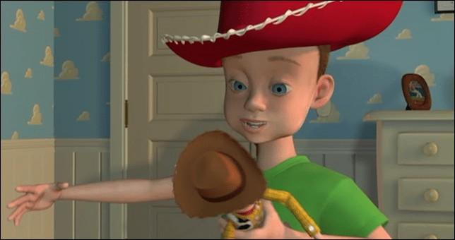"""Dans """"Toy Story 1"""", quel nouveau jouet Andy va-t-il recevoir pour son anniversaire ?"""