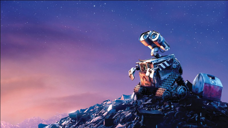 """Dans """"Wall-E"""", quel objet doit retrouver Eve sur terre ?"""