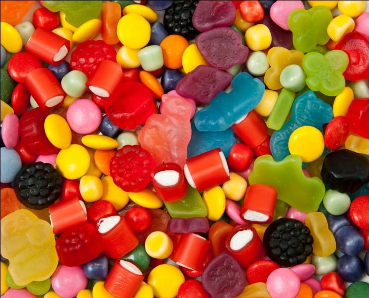 Quel bonbon aimes-tu ?