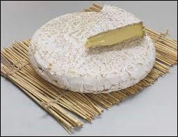 Avec le lait de quel animal fabrique-t-on le Brie de Melun ?