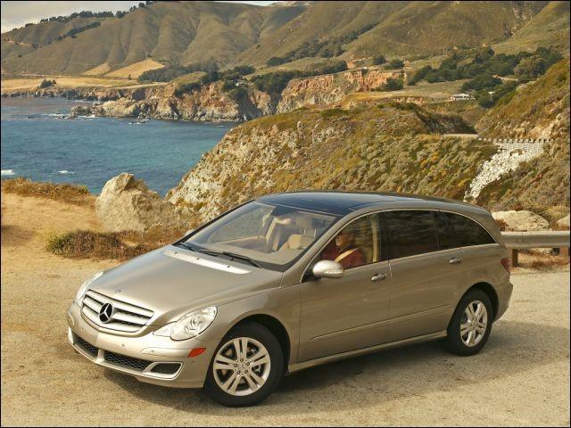 """Et la petite Mercedes """"classe R"""" à 59 000 $ que le PDG a offerte à sa maîtresse l'année dernière (sur le budget de la société), elle vaut combien maintenant ?"""