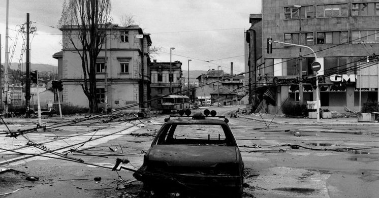 Le siège de Sarajevo