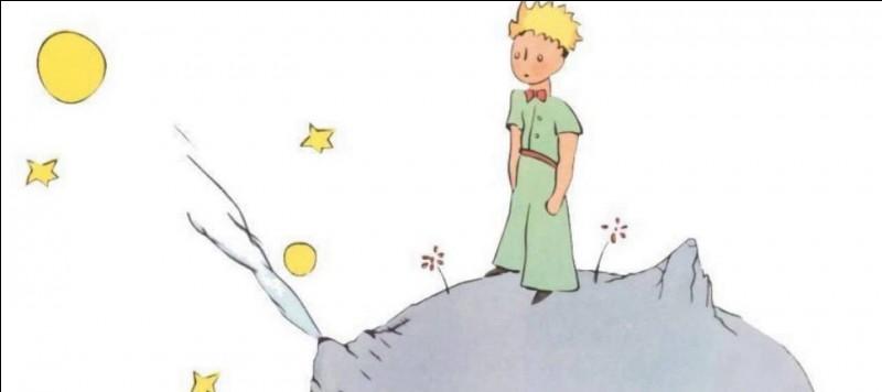 """Littérature : Qui a écrit """"Le Petit Prince"""" ?"""