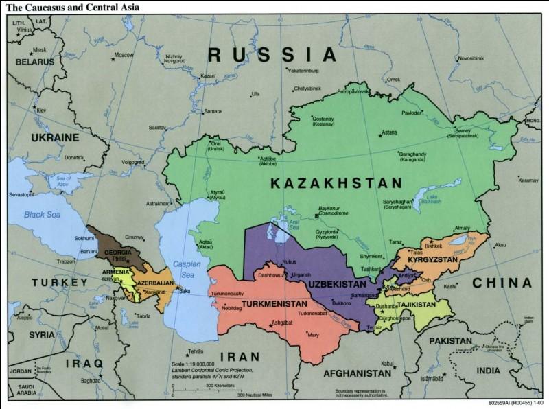 Géographie : Quelle est la capitale de l'Ouzbékistan ?