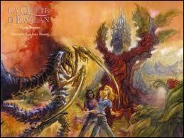 Quelle fut la première créature que Camille rencontra dans l'autre monde ?