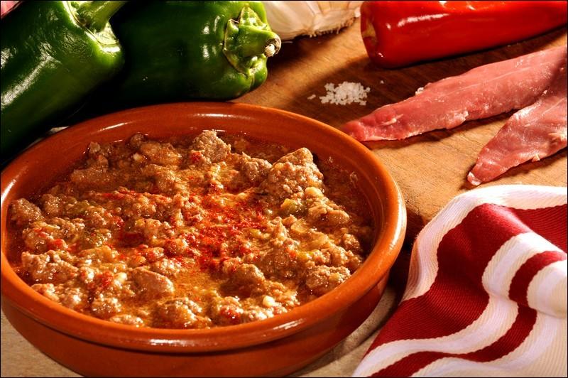 Allons au Pays basque, entre mer et montagne. Quel est ce plat ?