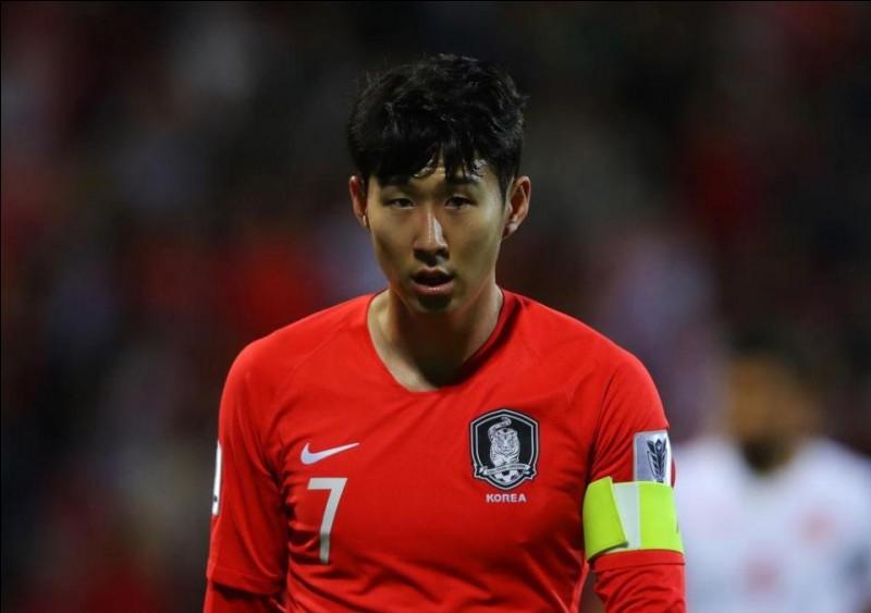 Dans quelle équipe joue Heung-min Son ?