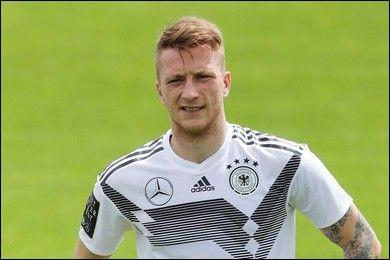 Dans quelle équipe joue Marco Reus ?