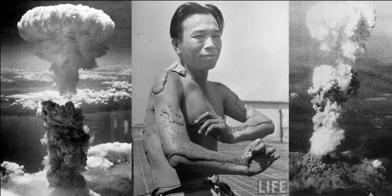 Après la 2e Guerre mondiale, on a nommé certaines personnes « Niju hibakusha ». Ces personnes et certains de leurs descendants ont été discriminés après cette guerre.Qui sont ces personnes ?