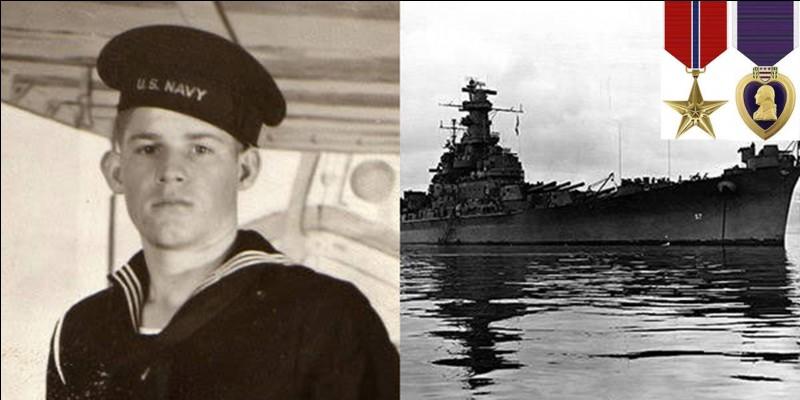Connaissez-vous Calvin Leon Graham ? Cette personne a servi à bord de l'USS South Dakota jusqu'à sa blessure en novembre 1942. Il sera libéré (viré ?) de tout service en avril 1943 et perdra ses décorations !Quelle est sa particularité ?
