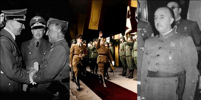 Au cours d'une très importante réunion diplomatique de la 2e Guerre mondiale, des négociations eurent lieu entre deux chefs d'Etat. Pour l'un d'eux, ce fut un échec presque total, résultat, il n'hésita pas à traiter son interlocuteur de « salaud de Jésuite » ou d'autres termes peu « sympathiques » !Quels étaient les deux protagonistes de cette réunion et quel en était le contexte ?