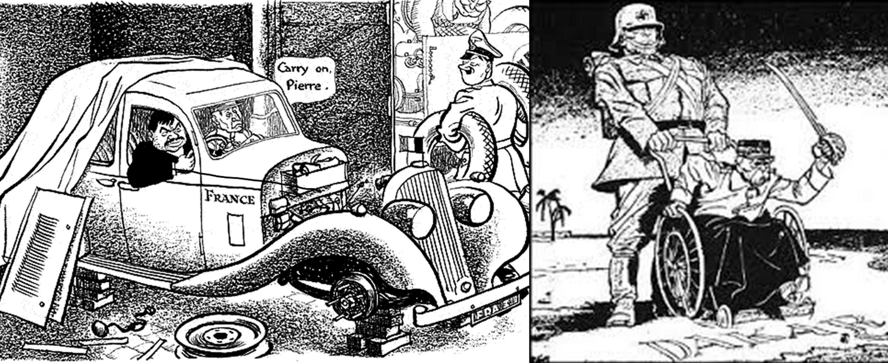 Faits anecdotiques de la 2e Guerre mondiale - 2