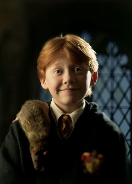 Quel est le nom complet de Ron Weasley ?