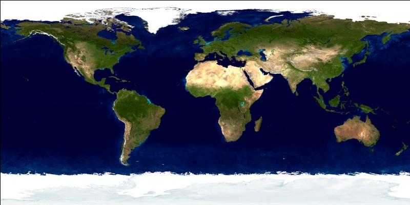 Géographie : Quelle mer n'existe pas ?