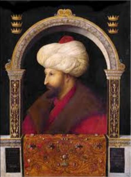 Quand le sultan ottoman Mehemed II entre-t-il dans Constantinople et en fait-il sa capitale Istanbul ?