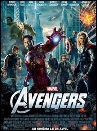 Il existe 4 films Avengers