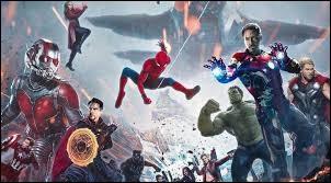 Les cinq premiers membres des Avengers était : Thor, Hulk, Iron Man, la Guêpe et Ant-Man