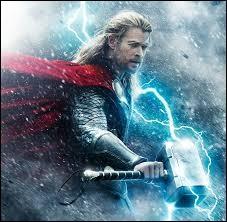 Thor est le roi des dieux dans la mythologie nordique