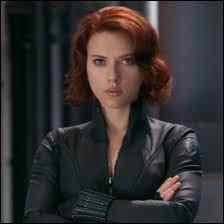 Son nom est Natasha Romanoff