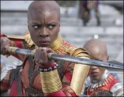 C'est la soeur de Black Panther